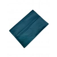 Н-С-70-МВ Морская волна наволочка ткань сатин 2шт.-68х68
