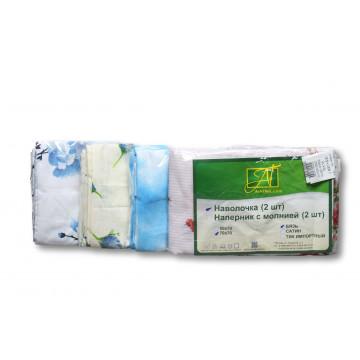 наволочка (10) 50х50 ткань хлопок