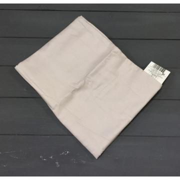 Н-С-50-ЖСЕР жемчужносерая наволочка ткань сатин 2шт.-50х70