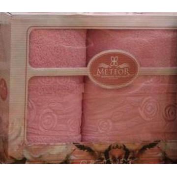 8501 Пудра ROSE GARDEN (50х90+70х140 ) в коробке METEOR