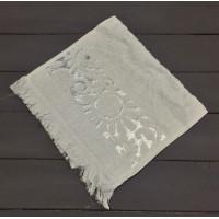 Ментол SAL 30х50 хлопок М полотенце (1шт) Фиеста
