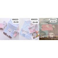 650223-Т-720 Детство 25х50 М (20) полотенце 7-Y