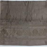 Коричневый OPRIORY 70х140 бамбук полотенце (1шт) Фиеста