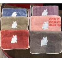 140461-336 Заяц 34х75 (12) полотенце 7-Y