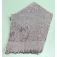 Пудра ORIENT 70х130 хлопок М полотенце (1шт) Фиеста