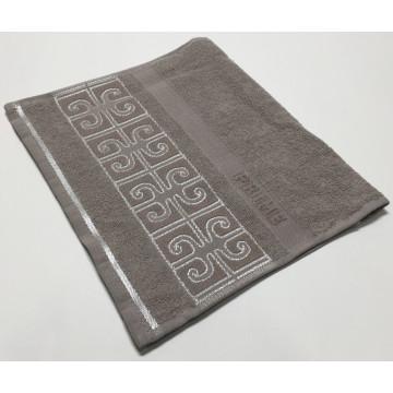 Бежевый Prime 50х90 хлопок М полотенце (1шт) Фиеста