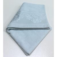 Мятный YASEMIN 50х90 хлопок М полотенце (1шт) Фиеста