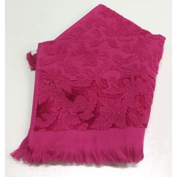 Розовый ORIENT 30х50 хлопок М полотенце (1шт) Фиеста