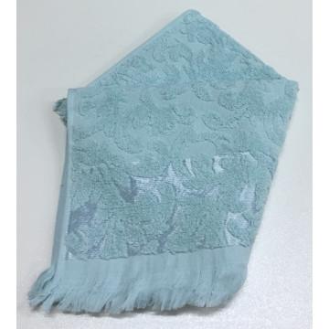 Мятный ORIENT 30х50 хлопок М полотенце (1шт) Фиеста