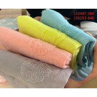 150487 Ткань-Вафля 34х75 (12) полотенце 7-Y