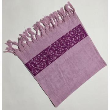 Черника Classik 70х130 бамбук полотенце (1шт) Фиеста