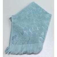 Мятный ORIENT 70х130 хлопок М полотенце (1шт) Фиеста