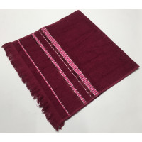Бордо Econik 70х130 бамбук полотенце (1шт) Фиеста