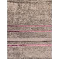 KELLY-70х130-Каштановый полотенце HAPPY HOME