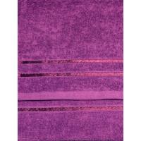 KELLY-30х30-Слива полотенце HAPPY HOME