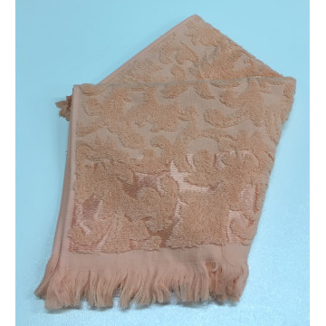 Персик ORIENT 30х50 хлопок М полотенце (1шт) Фиеста