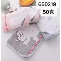 650219-600 Зверята 25х50 М (20) полотенце 7-Y