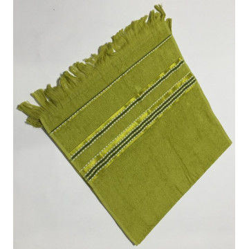 Салатовый Econik 70х130 бамбук полотенце (1шт) Фиеста